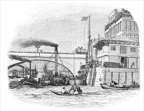 The London Bridge Steam Wharf