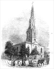 Church of St Giles's in the Fields