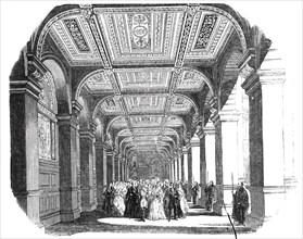 The Procession in the North Ambulatory