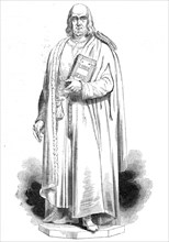 Statue of John Carpenter