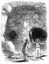 Jack Cade's cavern