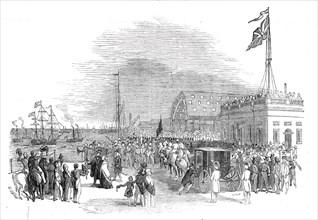 Woolwich Dock Landing Place