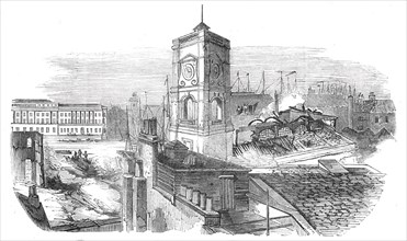 Ruins of St Olaf's Church