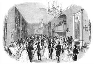The Pytchley Hunt Ball
