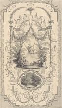 L'Oeuvre D'Antoine Watteau Pientre du Roy en son Academie Roïale de Peinture et Sculpt...