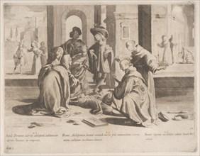 Episode 25: In Rome Saint Bernardino cures a diseased young man; Episode 26: Saint Bern...