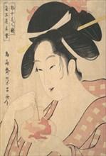 Wakamurasaki of the Kadotamaya