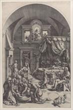 Birth of Saint John the Baptist