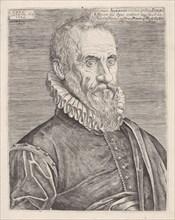 Portrait of Ambroise Paré