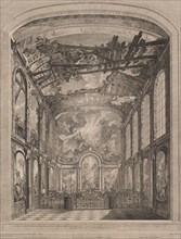 Interior view of the Enfants Trouvés