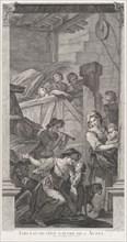 The Chapel of the Enfants-Trouvés in Paris: L'Adoration des bergers