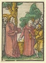 Christ Healing the Deaf-Mute