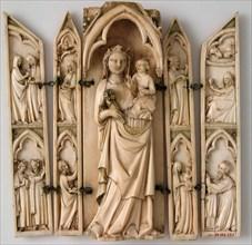Tabernacle or Folding Shrine