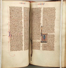 Bible, French, ca. 1235.