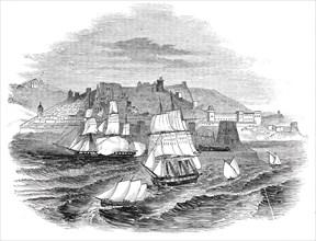 Tangier, 1844. Creator: Unknown.