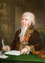 Portrait of Count Nicholas Frochot