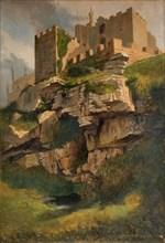 Cliffs At Marazion