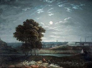 Birmingham by Moonlight