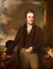 Portrait of Joseph Sturge