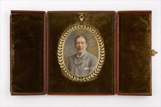 Miniature Portrait of John Feeney