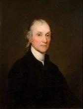 Portrait Of Dr Joseph Priestly