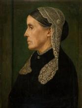 Portrait of Mrs Henry Gaskin
