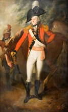 Portrait Of Lt-Col Archibold John Macdonnell