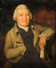 Portrait Of Dr William Bache