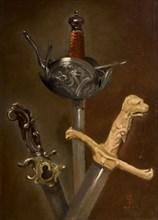 Three Swordhilts