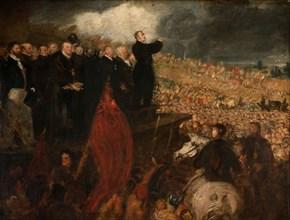 Meeting of the Birmingham Political Union