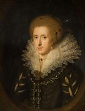 Lady Of The Brereton Family