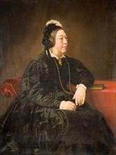 Portrait of Mrs Amelia Elizabeth Tranter