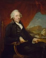 Portrait of Matthew Boulton