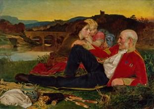 Autumn 1860-1862.  Creator: Frederick Augustus Sandys.