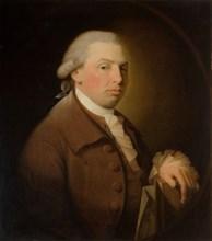 Portrait Of John Derrington