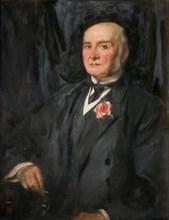 Portrait of Alderman Edward Lawley Parker