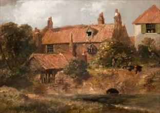 Old Cottages At Lewisham