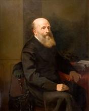 Portrait of John Birt Davies