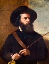 Portrait of Oliver Pemberton