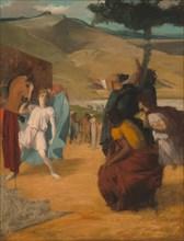 Alexander and Bucephalus