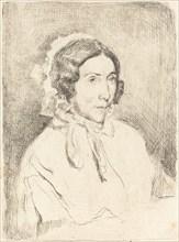 Woman in a Ruffled Cap