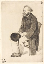 Manet Seated