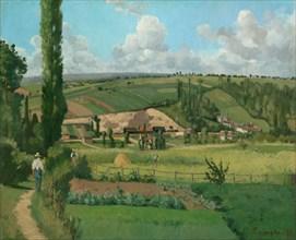 Landscape at Les Pâtis