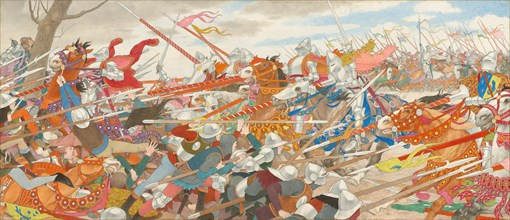 The Turmoil of Conflict