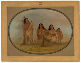 A Blackfoot Chief