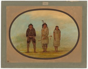 Three Selish Indians