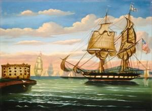 Bay of New York