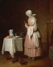 The Attentive Nurse