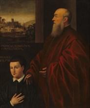 Andrea Renier and His Son Daniele