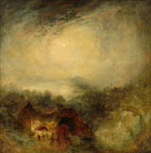 The Evening of the Deluge